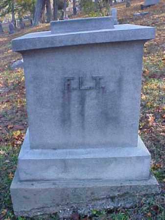 LYMAN, F. L. T. - Meigs County, Ohio | F. L. T. LYMAN - Ohio Gravestone Photos