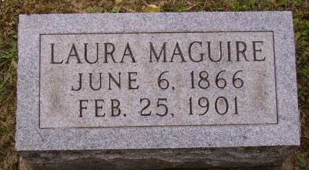 MAGUIRE, LAURA - Meigs County, Ohio | LAURA MAGUIRE - Ohio Gravestone Photos