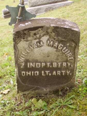 MAGUIRE, WILLIAM - Meigs County, Ohio | WILLIAM MAGUIRE - Ohio Gravestone Photos