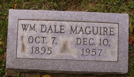 MAGUIRE, WILLIAM DALE - Meigs County, Ohio | WILLIAM DALE MAGUIRE - Ohio Gravestone Photos