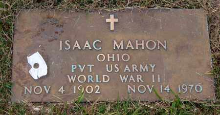 MAHON, ISAAC - Meigs County, Ohio | ISAAC MAHON - Ohio Gravestone Photos