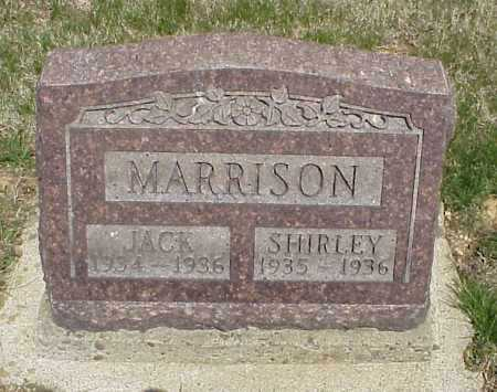 MARRISON, SHIRLEY - Meigs County, Ohio | SHIRLEY MARRISON - Ohio Gravestone Photos