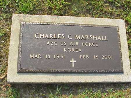 MARSHALL, CHARLES C. - Meigs County, Ohio | CHARLES C. MARSHALL - Ohio Gravestone Photos