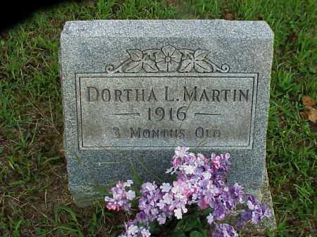MARTIN, DORTHA L. - Meigs County, Ohio   DORTHA L. MARTIN - Ohio Gravestone Photos