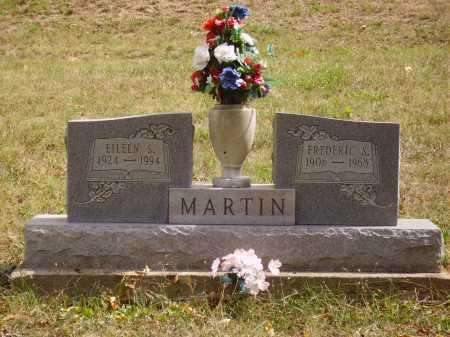 MARTIN, FREDERIC S. - Meigs County, Ohio | FREDERIC S. MARTIN - Ohio Gravestone Photos