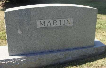 MARTIN, FAMILY MONUMENT - Meigs County, Ohio | FAMILY MONUMENT MARTIN - Ohio Gravestone Photos