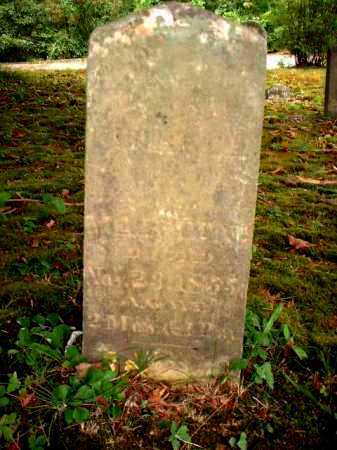 MARTIN, GEORGE A. - Meigs County, Ohio | GEORGE A. MARTIN - Ohio Gravestone Photos