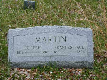 MARTIN, FRANCES - Meigs County, Ohio | FRANCES MARTIN - Ohio Gravestone Photos