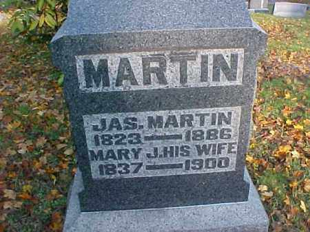 MARTIN, JAMES - Meigs County, Ohio | JAMES MARTIN - Ohio Gravestone Photos