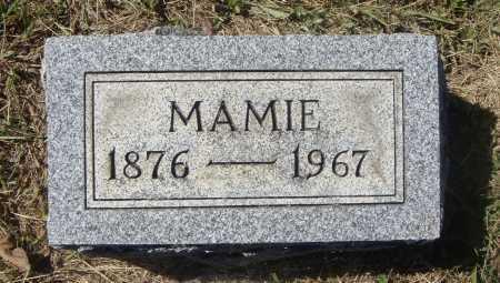 VALE MARTIN, MAMIE E. - Meigs County, Ohio | MAMIE E. VALE MARTIN - Ohio Gravestone Photos