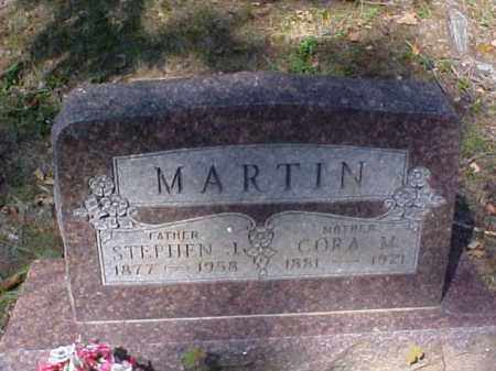 MARTIN, STEPHEN J. - Meigs County, Ohio | STEPHEN J. MARTIN - Ohio Gravestone Photos