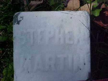 MARTIN, STEPHEN - Meigs County, Ohio | STEPHEN MARTIN - Ohio Gravestone Photos