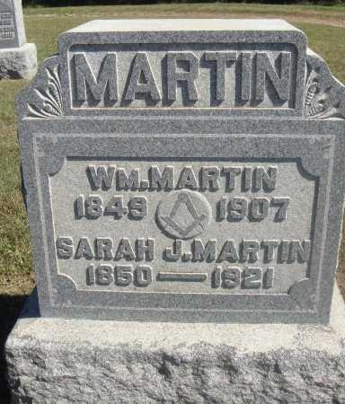 MARTIN, SARAH J. - Meigs County, Ohio | SARAH J. MARTIN - Ohio Gravestone Photos