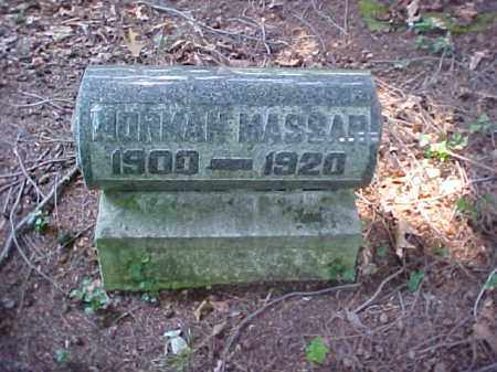 MASSAR, NORMAN GEORGE - Meigs County, Ohio | NORMAN GEORGE MASSAR - Ohio Gravestone Photos