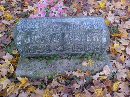 MAYER, JACOB - Meigs County, Ohio | JACOB MAYER - Ohio Gravestone Photos
