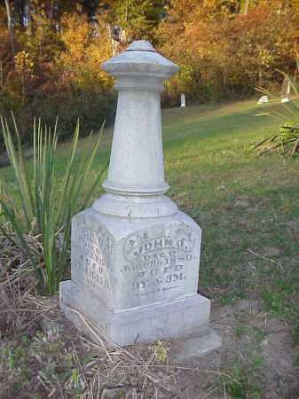 MAYHUGH, JOHN O. - Meigs County, Ohio   JOHN O. MAYHUGH - Ohio Gravestone Photos