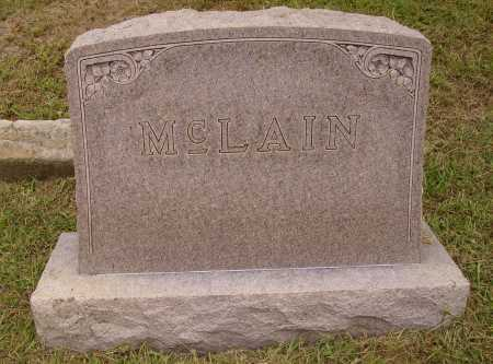 MC LAIN, MOUNMENT - Meigs County, Ohio | MOUNMENT MC LAIN - Ohio Gravestone Photos