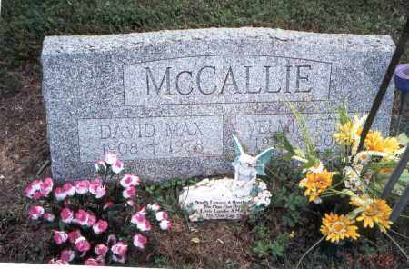 MCCALLIE, VELMA - Meigs County, Ohio | VELMA MCCALLIE - Ohio Gravestone Photos