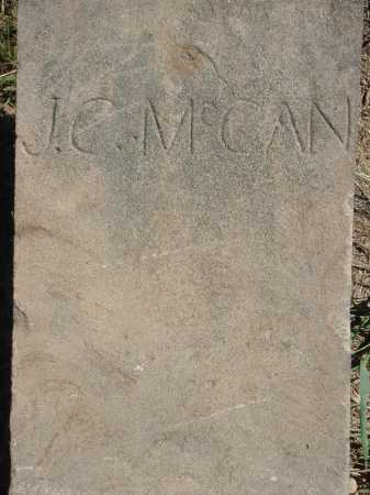 MCCAN, J.C. - Meigs County, Ohio | J.C. MCCAN - Ohio Gravestone Photos