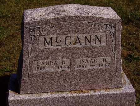 MCCANN, ISAAC D. - Meigs County, Ohio | ISAAC D. MCCANN - Ohio Gravestone Photos