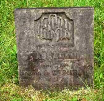 MCCARTY, ABRAHAM - Meigs County, Ohio | ABRAHAM MCCARTY - Ohio Gravestone Photos