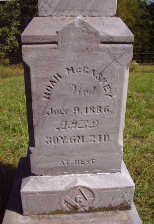 MCCASKEY, NOAH - CLOSEVIEW - Meigs County, Ohio | NOAH - CLOSEVIEW MCCASKEY - Ohio Gravestone Photos