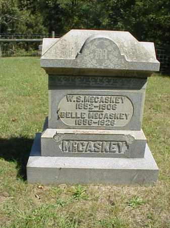 MCCASKEY, BELLE - Meigs County, Ohio | BELLE MCCASKEY - Ohio Gravestone Photos