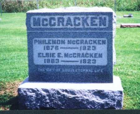 MCCRACKEN, PHILEMON - Meigs County, Ohio | PHILEMON MCCRACKEN - Ohio Gravestone Photos