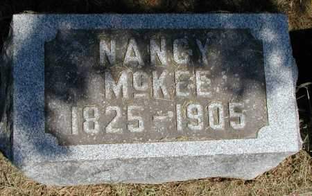 MCKEE, NANCY - Meigs County, Ohio | NANCY MCKEE - Ohio Gravestone Photos