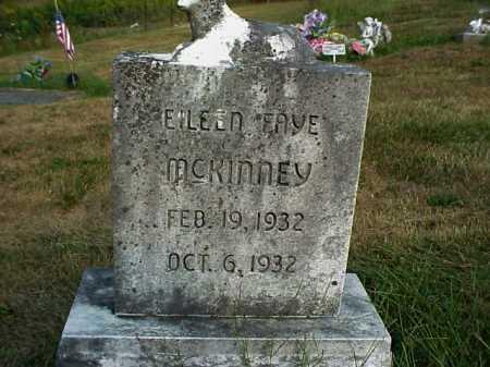 MCKINNEY, EILEEN FAYE - Meigs County, Ohio | EILEEN FAYE MCKINNEY - Ohio Gravestone Photos