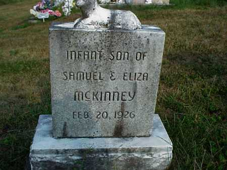MCKINNEY, INFANT SON - Meigs County, Ohio | INFANT SON MCKINNEY - Ohio Gravestone Photos