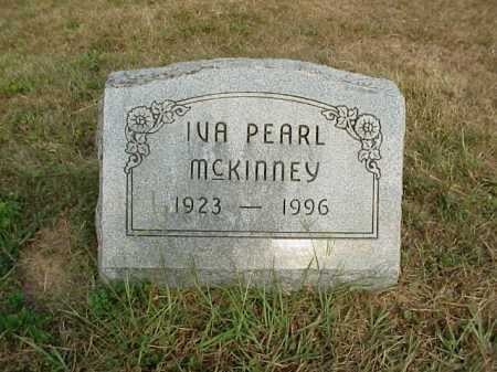 MCKINNEY, IVA PERAL - Meigs County, Ohio | IVA PERAL MCKINNEY - Ohio Gravestone Photos