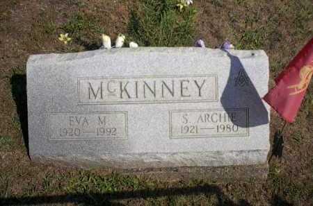 MCKINNEY, S. ARCHIE - Meigs County, Ohio   S. ARCHIE MCKINNEY - Ohio Gravestone Photos