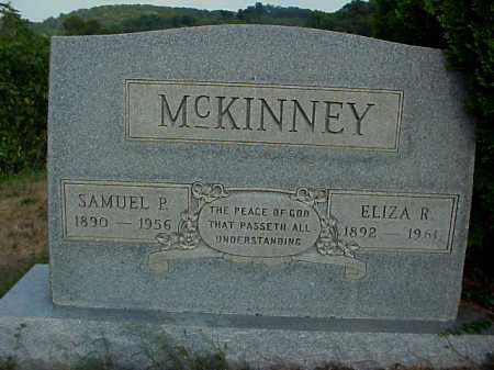 MCKINNEY, ELIZA R. - Meigs County, Ohio | ELIZA R. MCKINNEY - Ohio Gravestone Photos