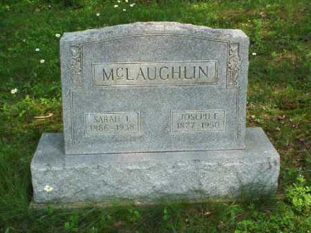MCLAUGHLIN, SARAH I. - Meigs County, Ohio | SARAH I. MCLAUGHLIN - Ohio Gravestone Photos