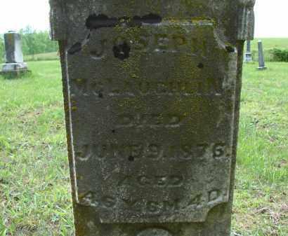 MCLAUGHLIN, JOSEPH - Meigs County, Ohio | JOSEPH MCLAUGHLIN - Ohio Gravestone Photos