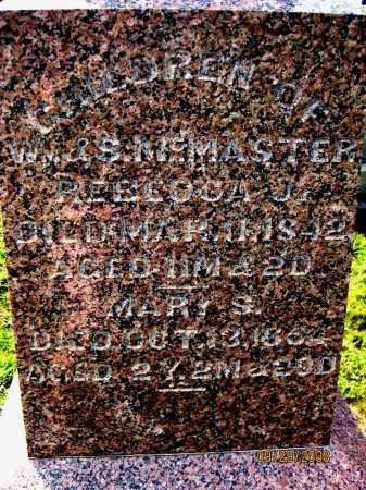 MCMASTER, REBECCA J - Meigs County, Ohio | REBECCA J MCMASTER - Ohio Gravestone Photos