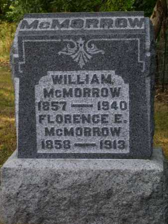 MCMORROW, FLORENCE E. - Meigs County, Ohio | FLORENCE E. MCMORROW - Ohio Gravestone Photos