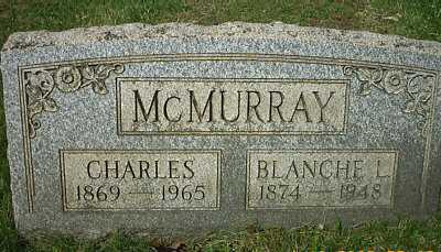 MILLER MCMURRAY, BLANCHE - Meigs County, Ohio | BLANCHE MILLER MCMURRAY - Ohio Gravestone Photos