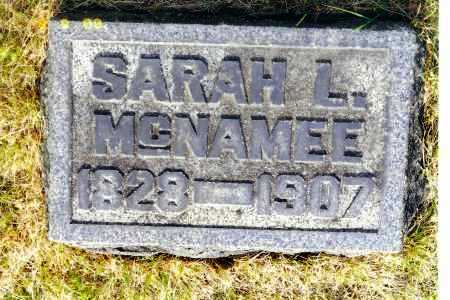 BATTERSON MCNAMEE, SARAH LUCINDA - Meigs County, Ohio | SARAH LUCINDA BATTERSON MCNAMEE - Ohio Gravestone Photos