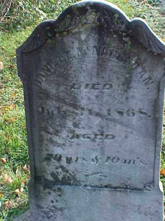 MCNAUGHTAN, DANIEL E. - Meigs County, Ohio   DANIEL E. MCNAUGHTAN - Ohio Gravestone Photos