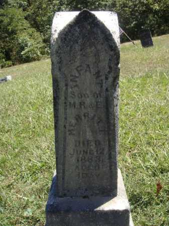 MERRITT, INFANT SON - Meigs County, Ohio | INFANT SON MERRITT - Ohio Gravestone Photos