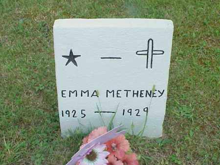 METHENEY, EMMA - Meigs County, Ohio | EMMA METHENEY - Ohio Gravestone Photos