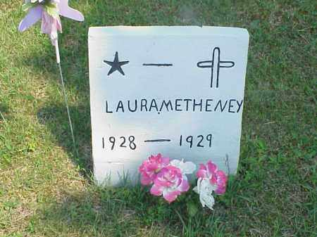 METHENEY, LAURA - Meigs County, Ohio | LAURA METHENEY - Ohio Gravestone Photos