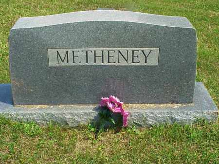 METHENEY, MONUMENT - Meigs County, Ohio | MONUMENT METHENEY - Ohio Gravestone Photos