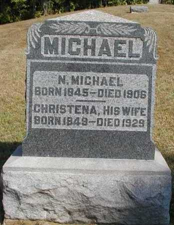 MICHAEL, CHRISTENA - Meigs County, Ohio | CHRISTENA MICHAEL - Ohio Gravestone Photos