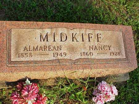 MIDKIFF, NANCY - Meigs County, Ohio | NANCY MIDKIFF - Ohio Gravestone Photos