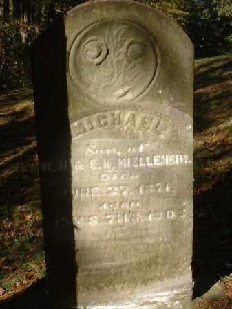 MIELLMIER, MICHAEL - Meigs County, Ohio | MICHAEL MIELLMIER - Ohio Gravestone Photos