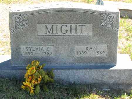 MIGHT, SYLVIA E. - Meigs County, Ohio | SYLVIA E. MIGHT - Ohio Gravestone Photos