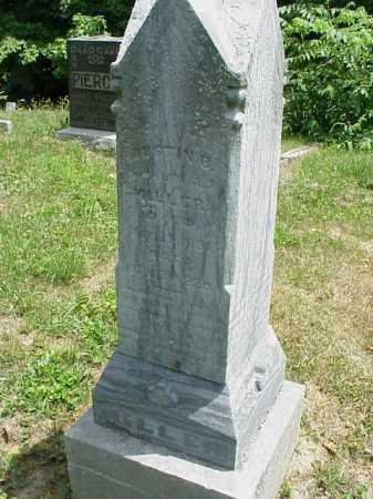 MILLER, AUSTIN B. - Meigs County, Ohio | AUSTIN B. MILLER - Ohio Gravestone Photos
